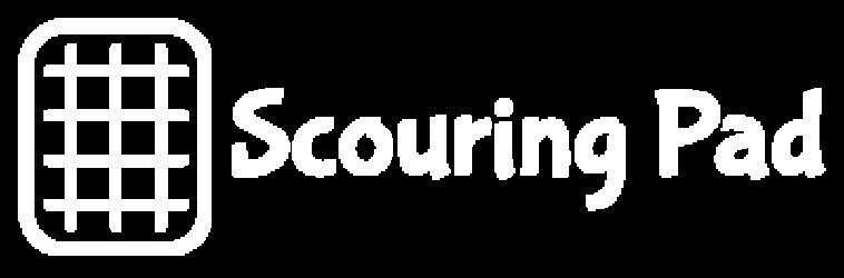scouring pad