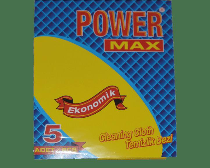 economic cleaning cloth 5 pcs