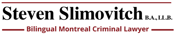 Steven Slimovitch | Montreal Criminal Lawyer