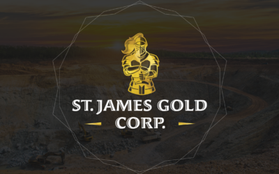 St. James Gold Corp. Announces 100% Option Interest on Florin Gold Project, Yukon, Covering 22,000 Acres With Inferred Resource of 1,950,000 Oz of gold