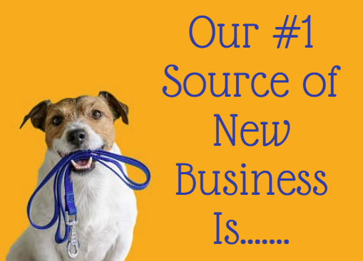 Why Referrals Have Long Been Our #1 Source of New Business