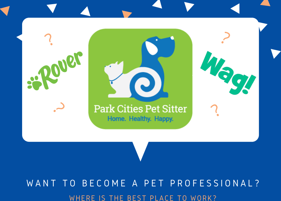 Why Work for PCPSI Instead of for Wag or Rover