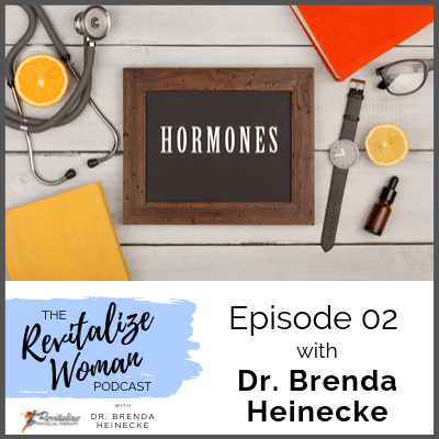 Changing Hormones Podcast Image