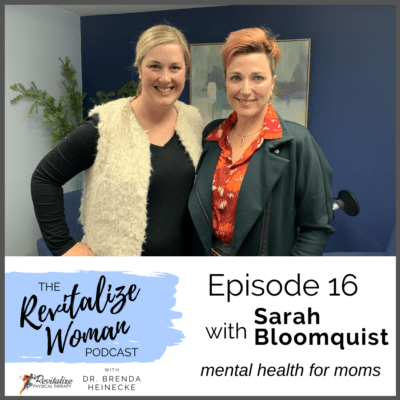 mental health for moms