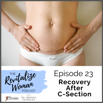 recovery after c-section