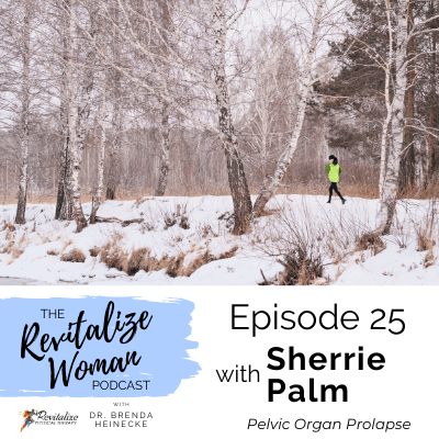 Podcast Ep 25 with Sherrie Palm