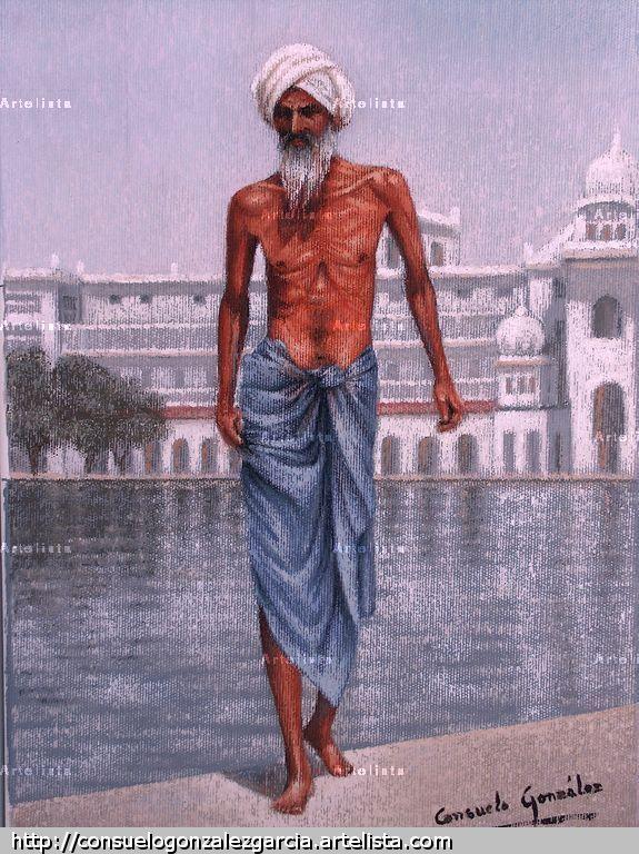 Historia de un Yogui de la India