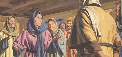Jesús, amigo de las mujeres (Resumen)