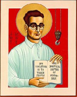Egied Van Broeckhoven, un místico jesuita.