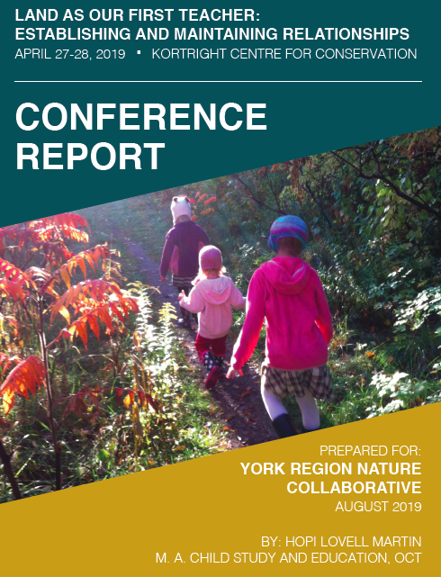 Land as Our First Teacher Conference Report