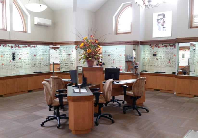 Eye store