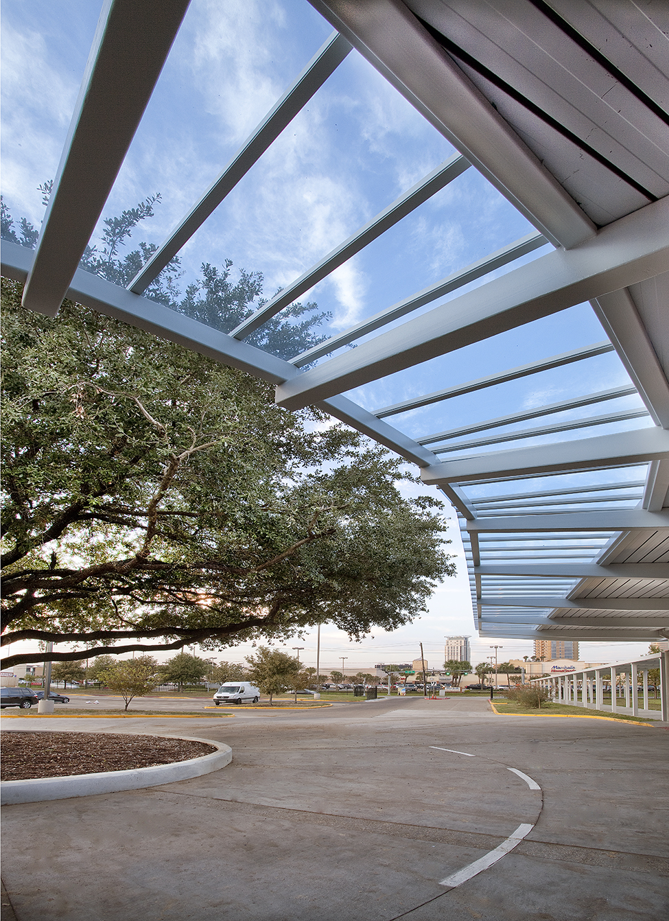 cpi daylighting canopy