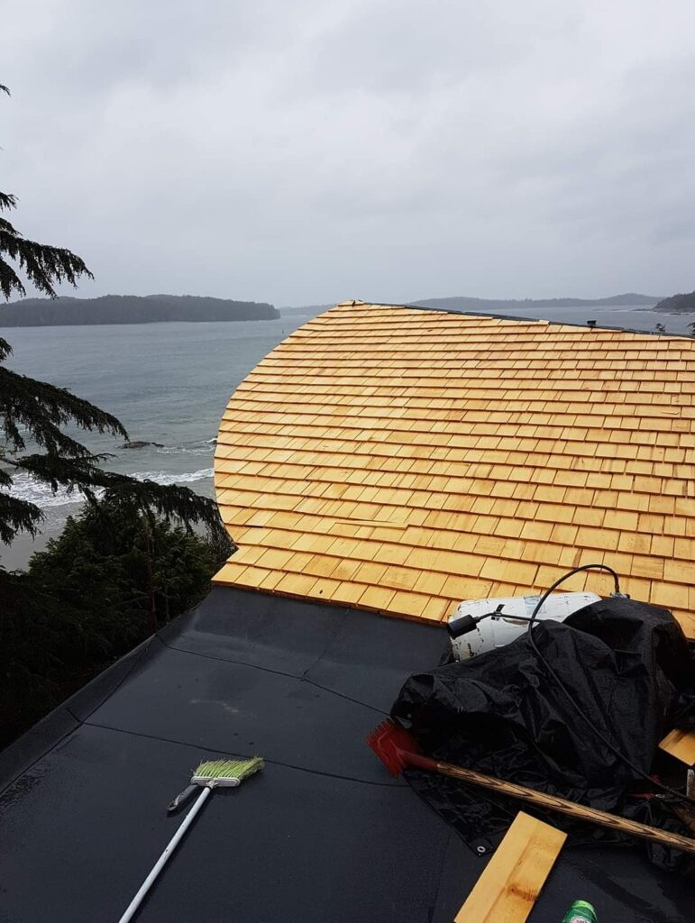 Roofers Located in Parksville