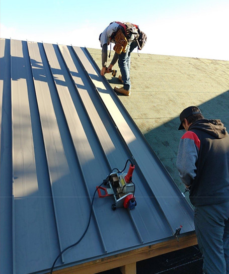 Metal Roofing Servicesd