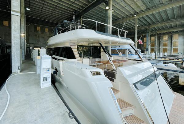 Anatomy of a Yacht
