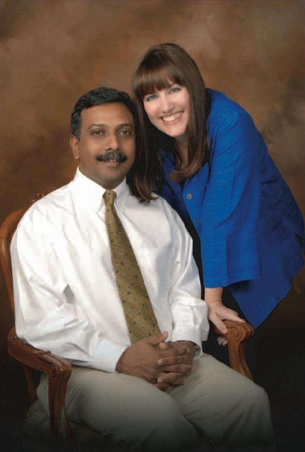 John and Karen Louis, who wrote Good Enough Parenting.