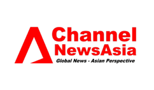 Logo for Channel NewsAsia.