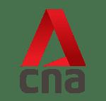 Logo for CNA.