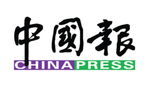 Logo for China Press.