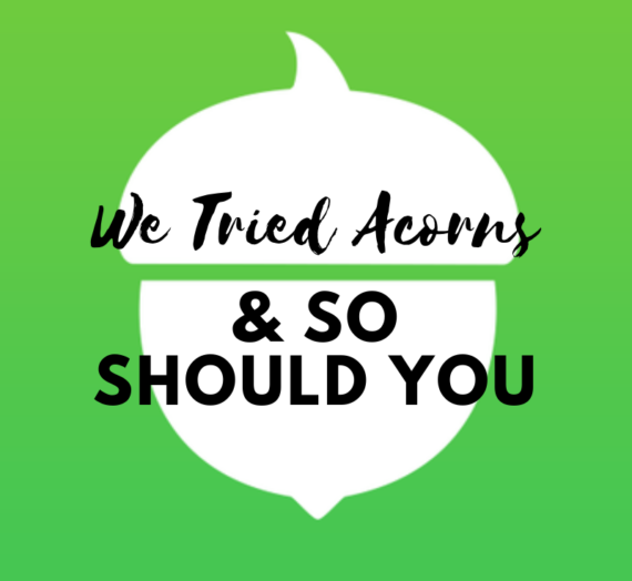 We Tried Acorns & So Should You (Plus, A $5 Bonus!)