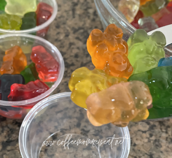 Rummy Bears are A Thing & I'm Hooked!
