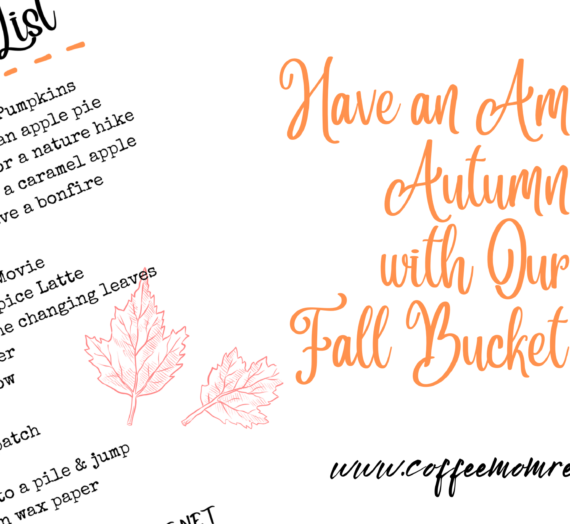 Have an Amazing Autumn with Our Fall Bucket List!