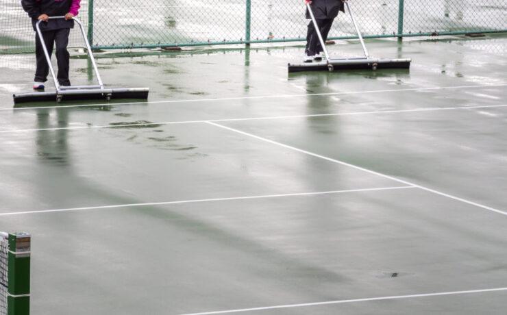 5 Easy Tennis Court Maintenance Tips