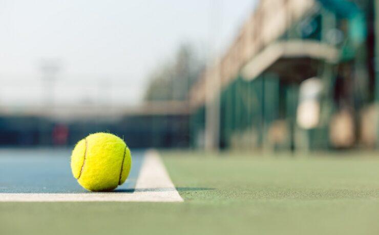 Tennis Court Surface