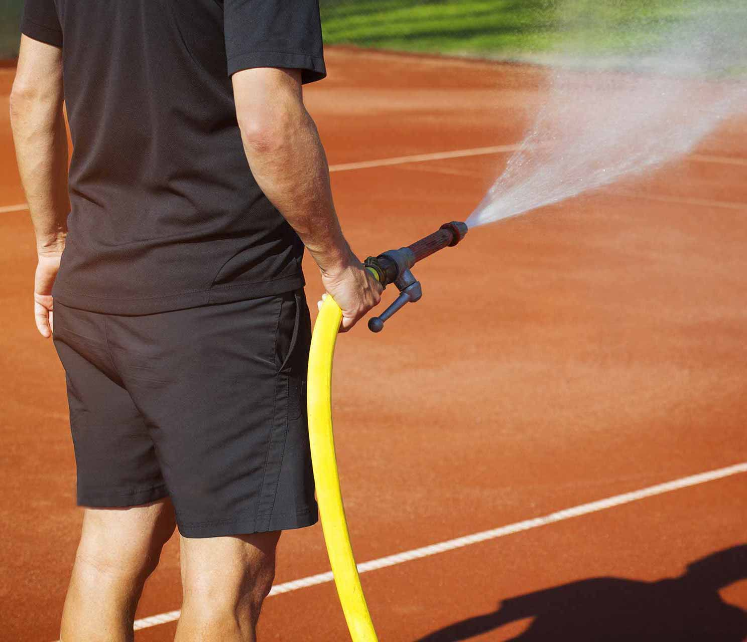 Clay Court & Tennis Specific Construction & Maintenance