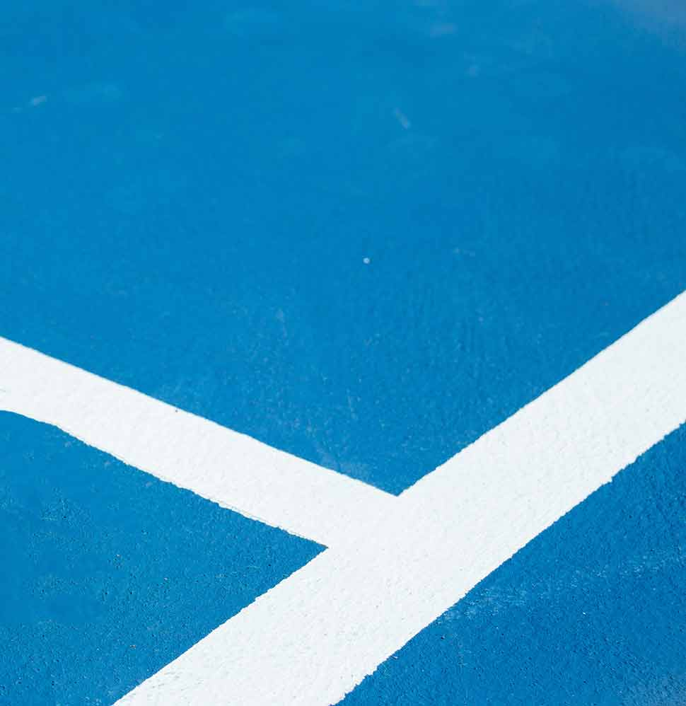 Types Of Tennis Court Surfaces