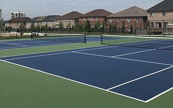tennis courts builder