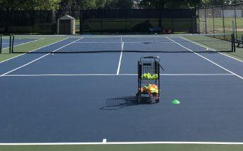 tennis courts toronto
