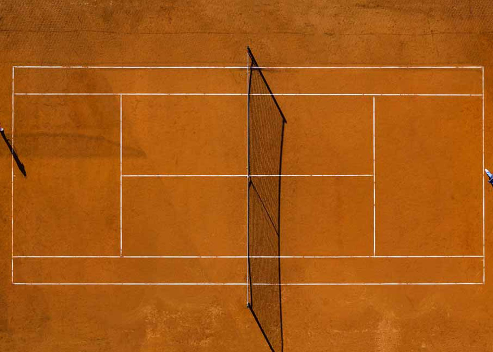 Clay Court Tennis (Har Tru)