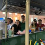 Food trucks ~beers ~friends and music