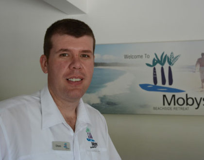 Staff Profile - Dan