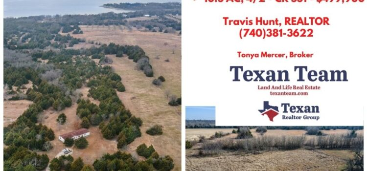 Farmersville Land for Sale