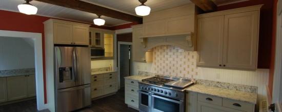 Beach House Kitchen and Bath
