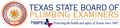 Kae Edward Plumbing Texas State Board of Plumbing Examiners