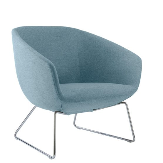 Aceary Ampio-7SLED lounge armchair