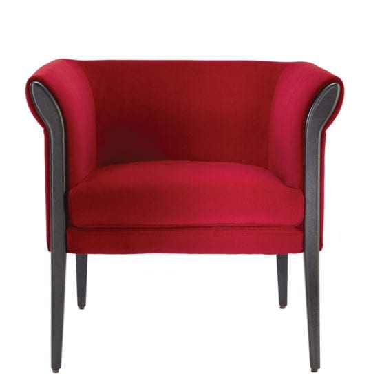 Duo30J Lounge armchair