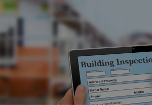 building inspection notice