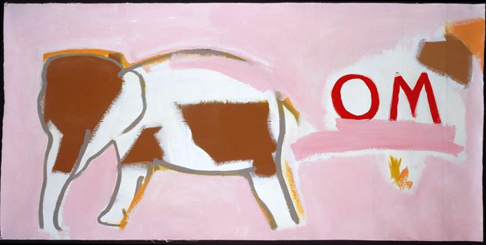 OM-29x62-Acrylic on Canvas