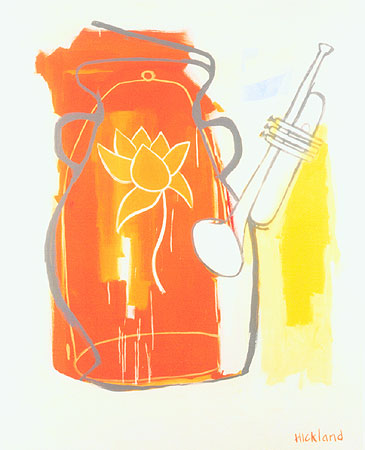 OPEN VESSEL-48x48-Acrylic on Canvas