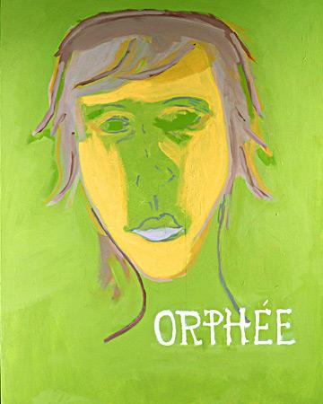 ORPHEE-48x60-Acrylic on Canvas