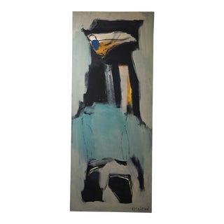 """""""The Hustler"""" Acrylic on Canvas"""
