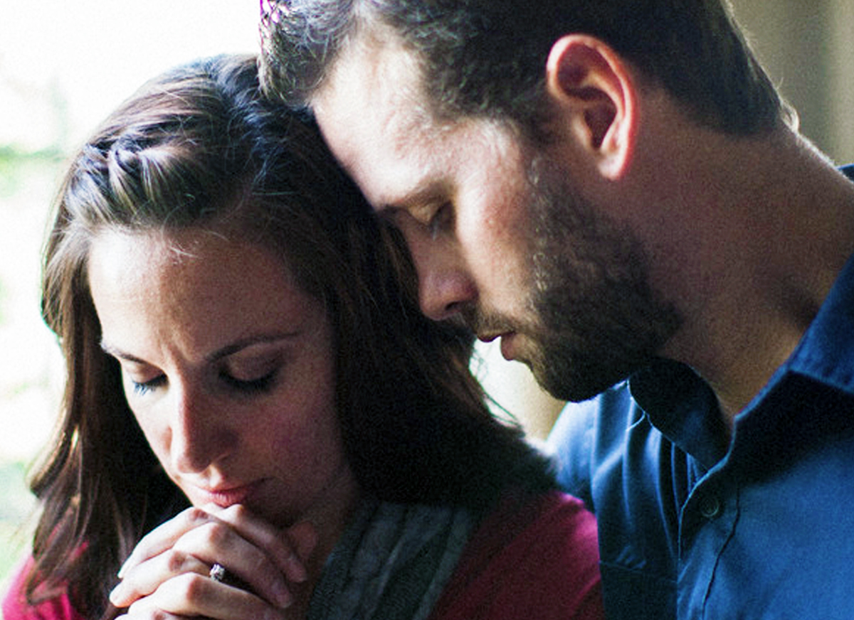Today's Marriage Prayer – To Cast Down Every Hurdle that Stands in Our Way