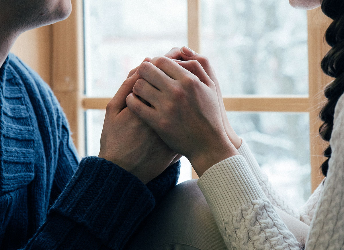 Today's Marriage Prayer – May We Never Give Up on the Power of Prayer
