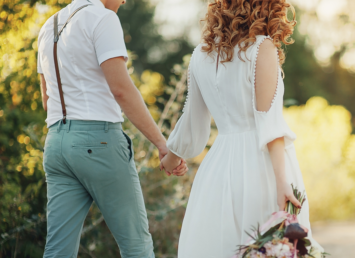 Today's Marriage Prayer – Faith to Trust God Every Step of the Way
