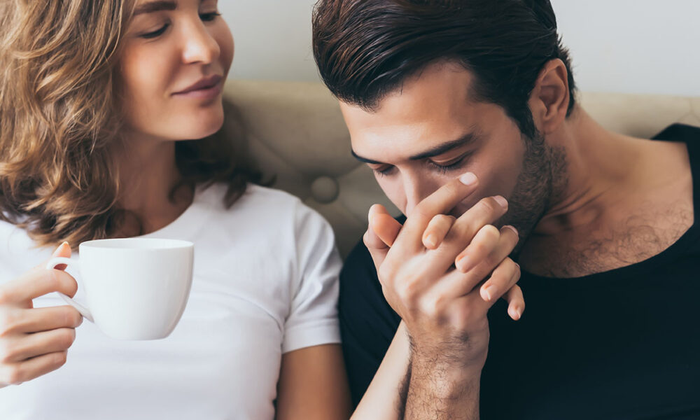 Today's Marriage Prayer – The Depth of True Love