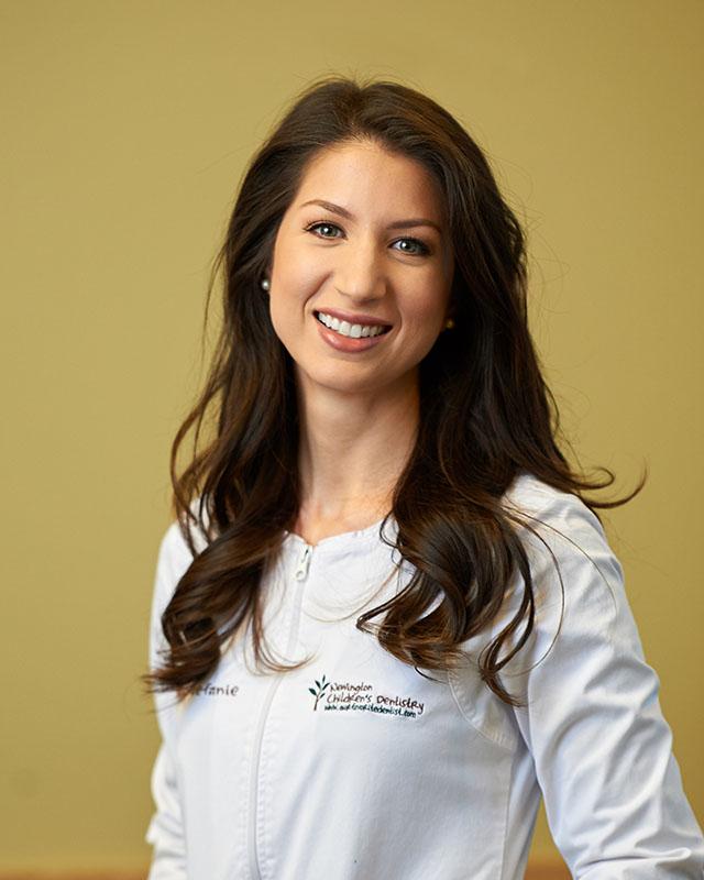 Dr. Stephanie Aquilina Board Certified Pediatric Dentist